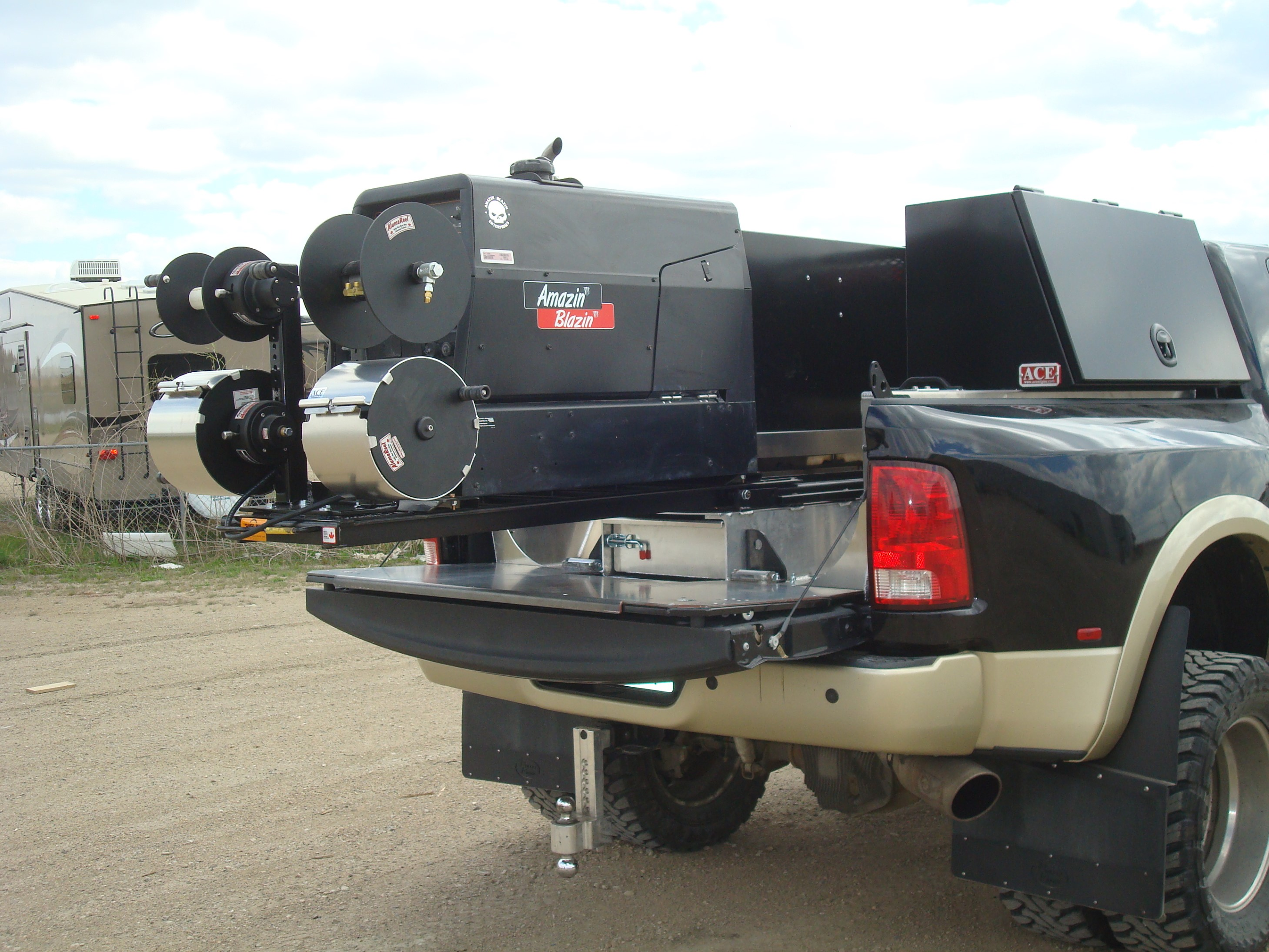 Used Welding Beds