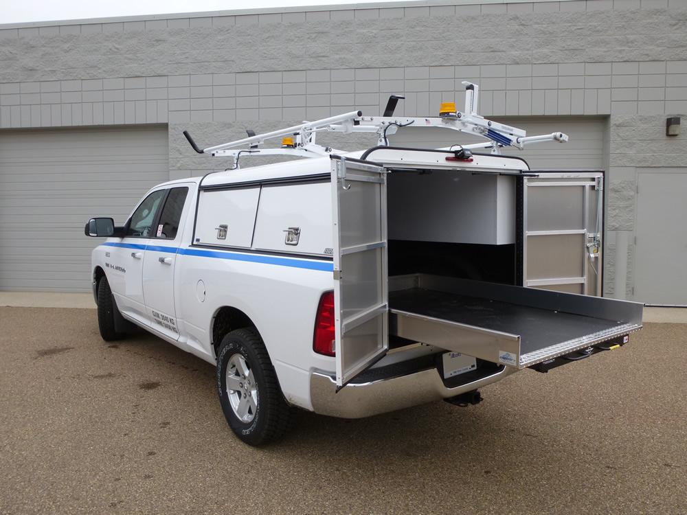 Sliding Truck Extenders For Contractor Trucks Cargo Bed