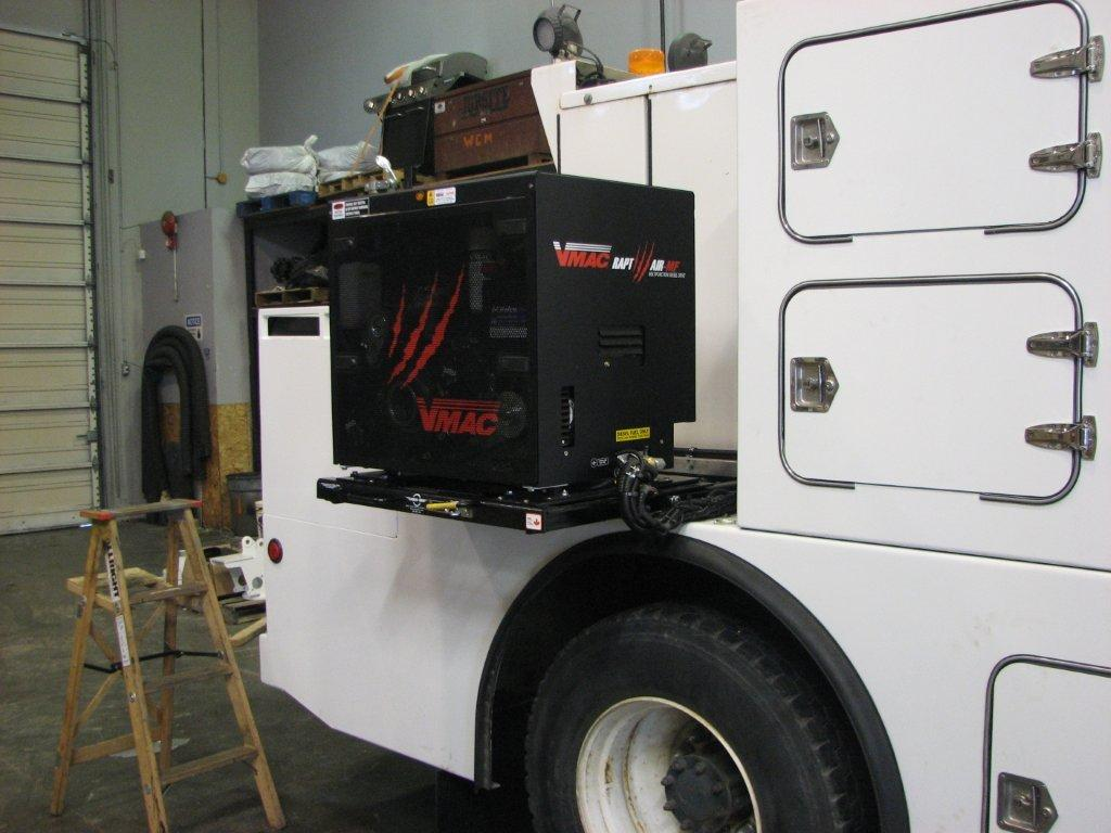 Service Body Accessories And Sliding Truck Extenders