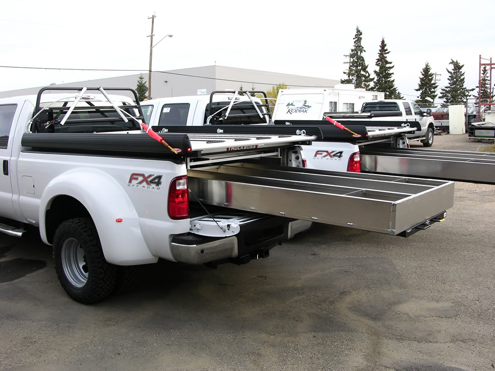Truck Bed Slide Out Drawers For Survey Trucks Cargo Bed