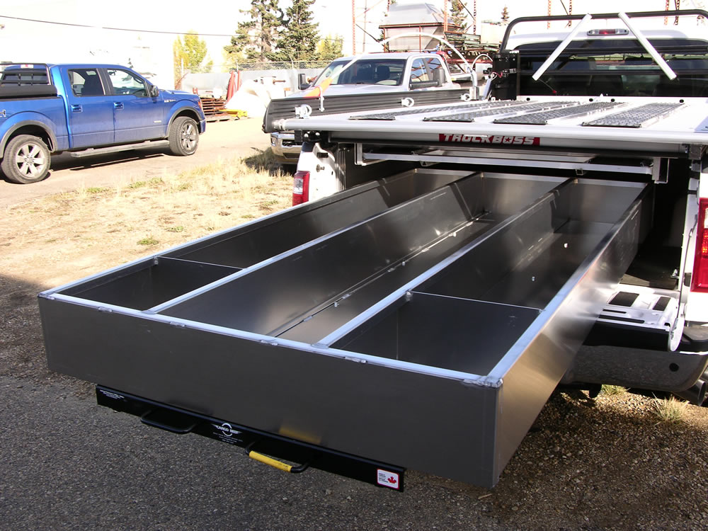 Decked Truck Bed Installation How To Install A Decked